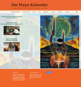 Der Maya Kalender - Elisabeth Kappacher