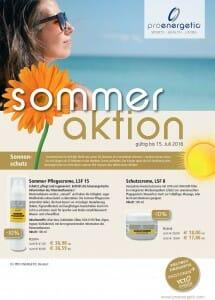 Vital Sommeraktion 2016