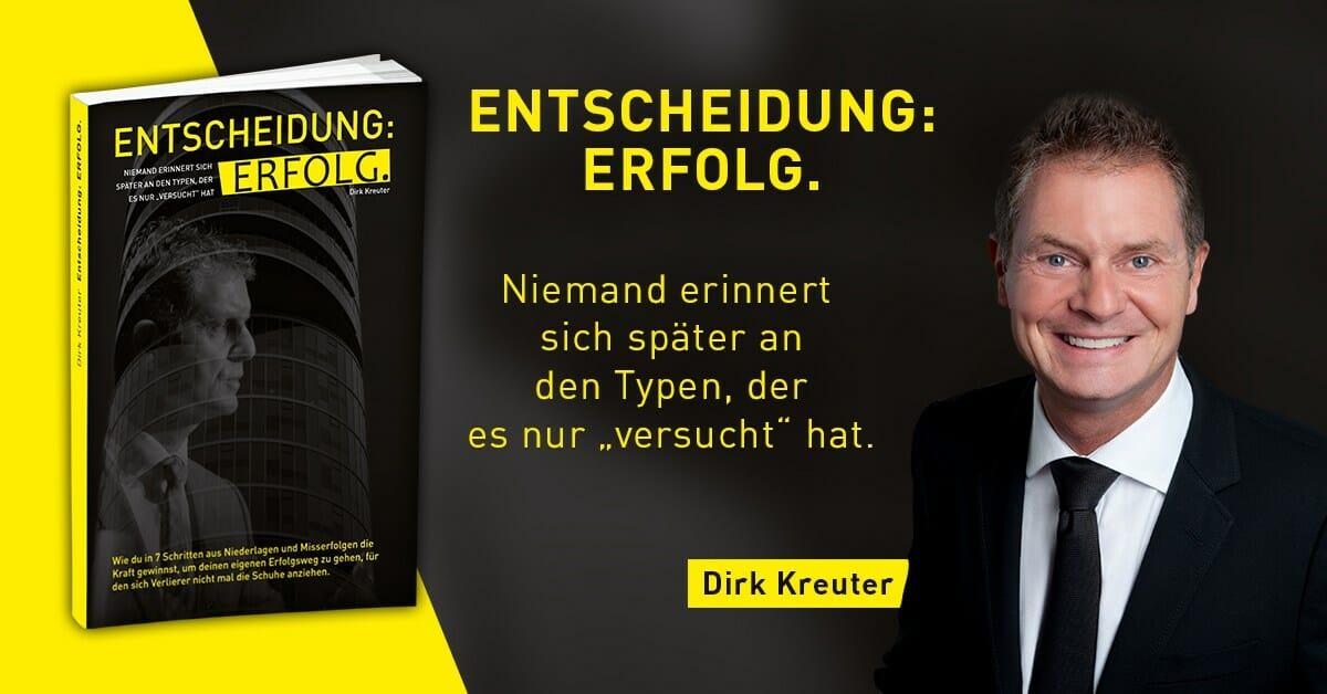Buch von Dirk Kreuter