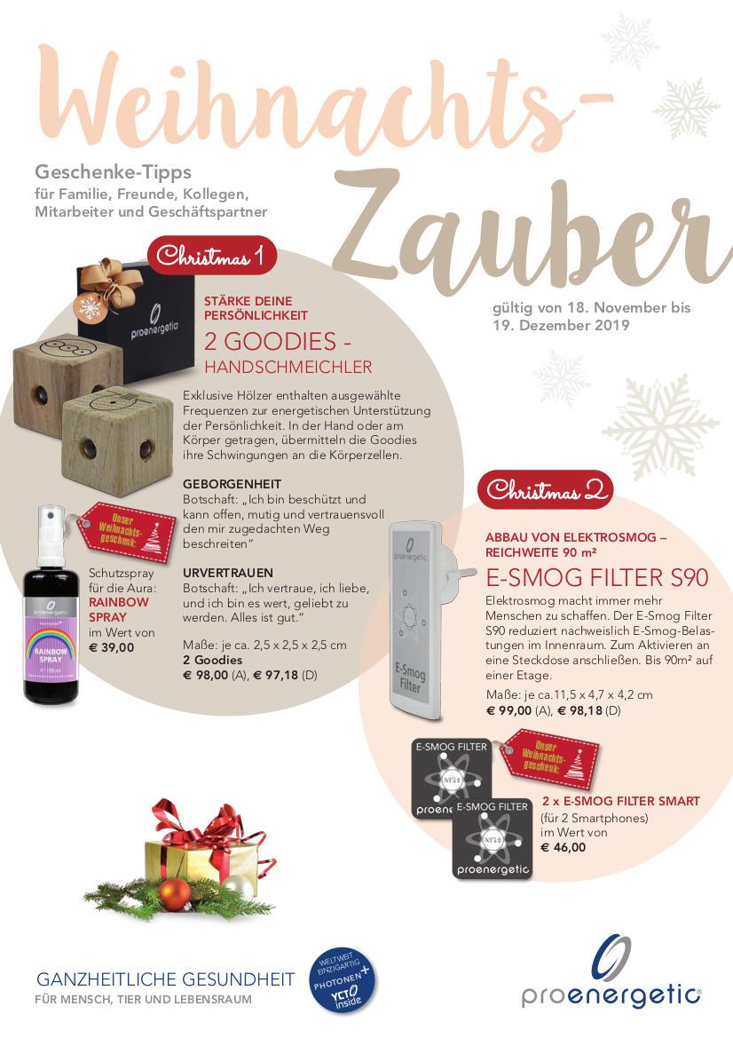 Weihnachts Zauber Christmas 1 + 2